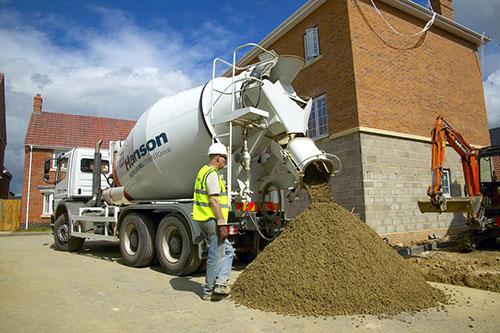 клин бетон